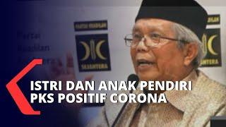 Istri dan Anak Ustaz Hilmi Aminuddin Dinyatakan Positif Corona