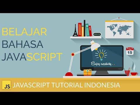 Tutorial Javascript Indonesia || DOM Button Event