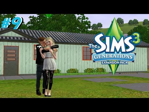 WELCOME, PEANUT! - The Sims 3 Generations - Episode 9