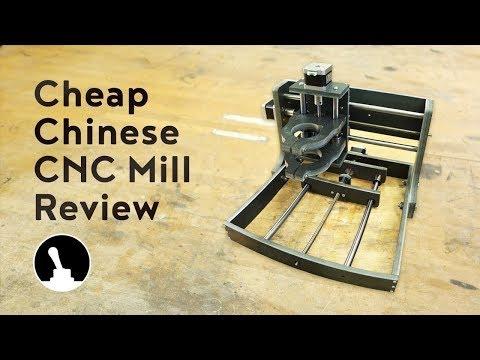 Review: Cheap CNC Mill