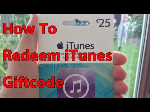 How to Redeem iTunes Giftcard Code on IOS7 4 EASY STEPS - with Talha06Ninety