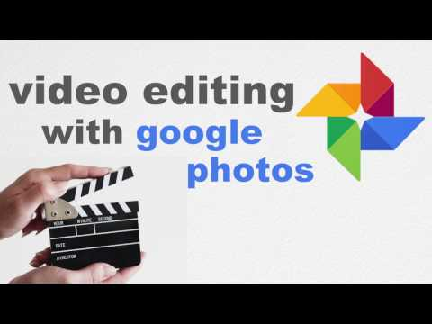 How to do video editing in google photos on iPhone ( ios )