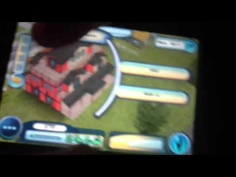 Sims 3 ambitions gameplay I phone/I pad