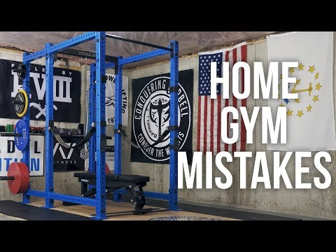 Biggest Home Gym Mistakes I Made
