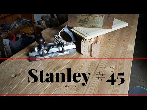 A Closer Look At The Stanley 45 and What It Can Really Do