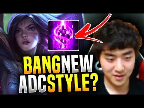 TP on ADC is the Meta Now? - Bang Insane Kai'sa! - SKT T1 Bang Picks Kai'sa ADC! | SKT T1 Replays