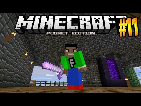 MCPE 0.15.10 REALMS SMP Ep. 11 - It's Been Awhile! - Minecraft PE (Pocket Edition)