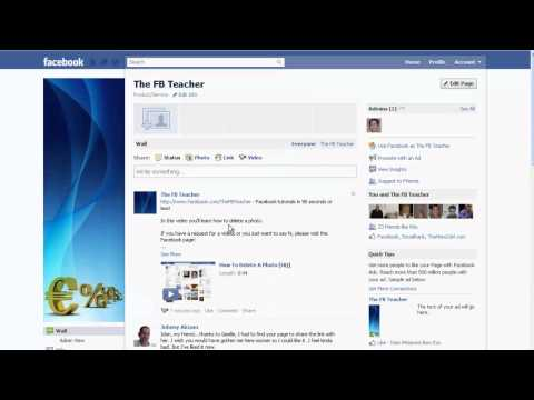 No One Can See My Facebook Page, How To Fix That?