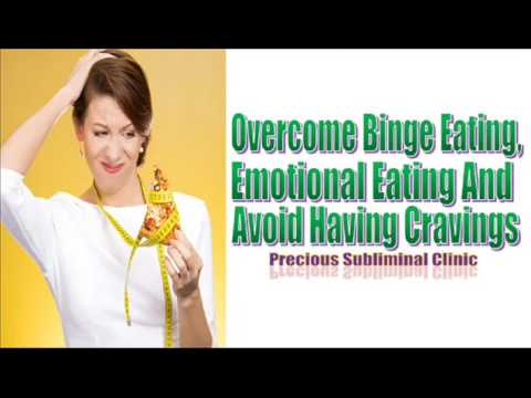 Stop Binge Eating II Stop Emotional Eating - 3rd Formula [Affirmation+Frequency] - INSTANT RESULTS