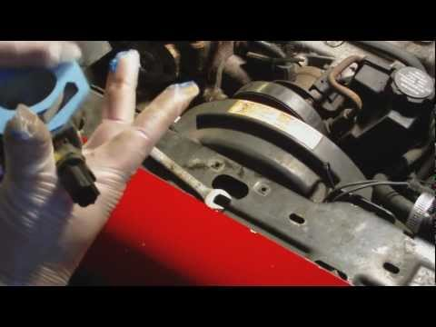 Jeep 4.0L straight six thermostat replacement