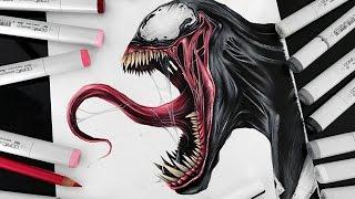 Download Drawing Venom Video