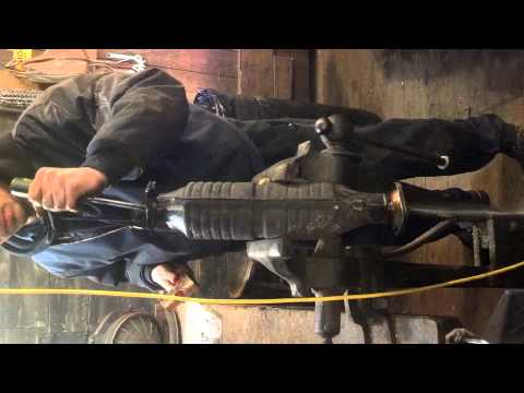 How to empty a catalytic converter (part 1)