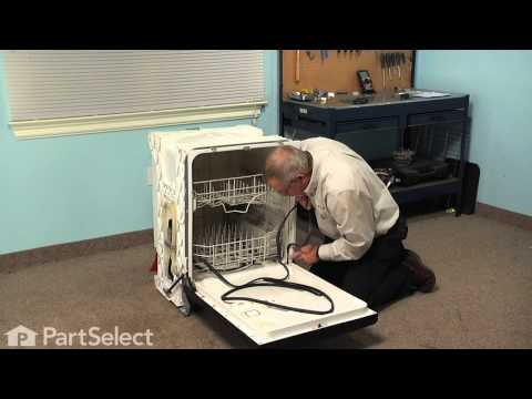 Dishwasher Repair - Replacing the Door Gasket (Whirlpool Part # W10542314)