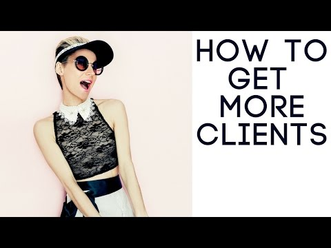 How to Get More Salon Clients - TheSalonGuy