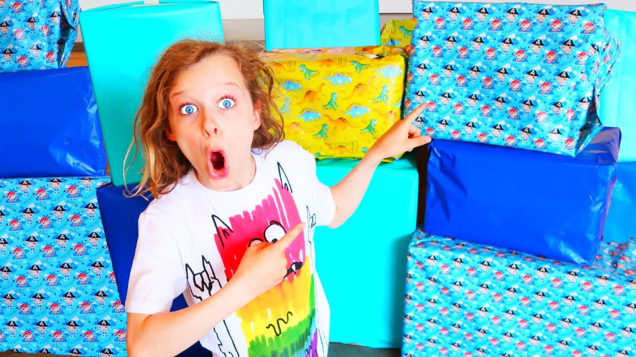 """""""THAT'S THE BEST PRESENT EVER!"""" BIGGY'S Surprise 11th BIRTHDAY w/The Norris Nuts"""