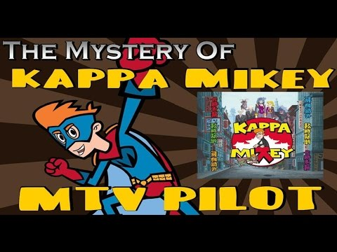 The Mystery of the Kappa Mikey MTV Pilot (Lost 2004 Pitch)