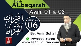 introduction word by word grammatical analysis of quran in