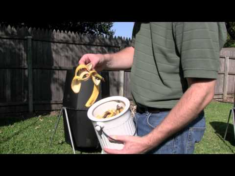 How to compost / make compost. Composting explained in 2 minutes