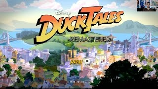 Ducktales Remastered - Part 1 - Hard - Cinemassacre Plays
