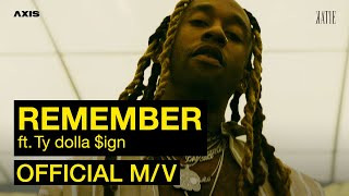 KATIE - Remember (feat. Ty Dolla $ign) [Official Video]