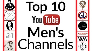 Download Top 10 Channels For Men | Best Men's rs 2016 | Style Industry Leaders To Watch Video