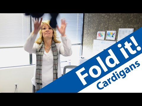 Fold it! Ep. Cardigan