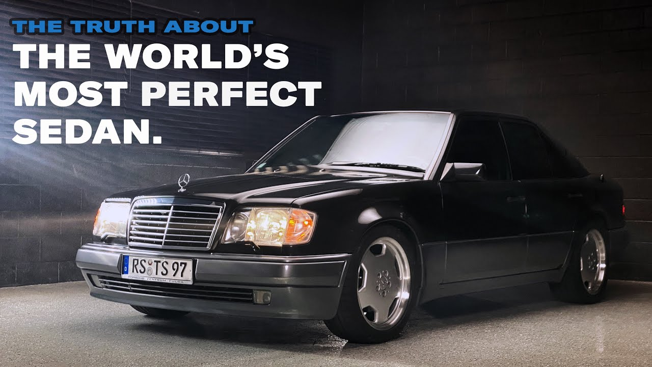 The W124 Mercedes 500E was the world's most perfect sedan   Revelations with Jason Cammisa   Ep. 05