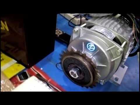 48v||Brushless dc motor||48V 500W electric Motor For Homemade Electric Motorbike||By Rasel Homemade
