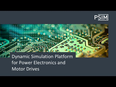 How to Implement Field Orientated Control of a PMSM with PSIM and SmartCtrl
