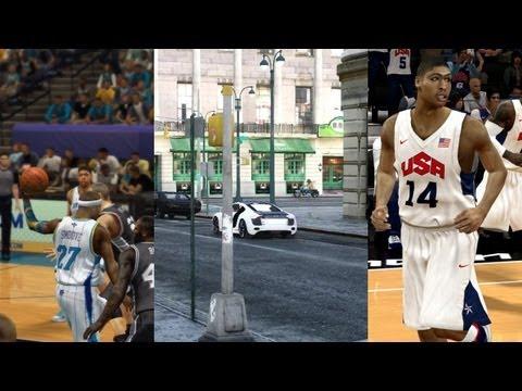 NBA 2K13 My Career - Double Teamed in Debut
