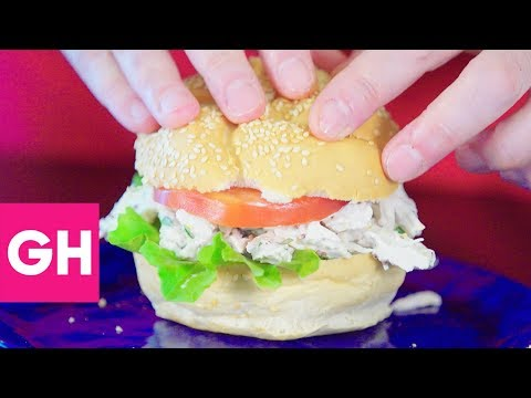 How to Make the Best Chicken Salad of All Time | Test Kitchen Secrets | GH
