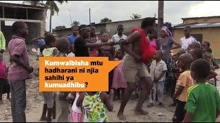Kumwaibisha mtu hadharani | Kona ya vichekesho na Masai & Mau - Minibuzz