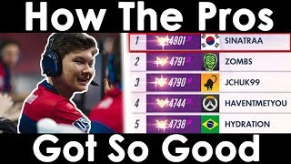 How The Pros Got So Good at Overwatch