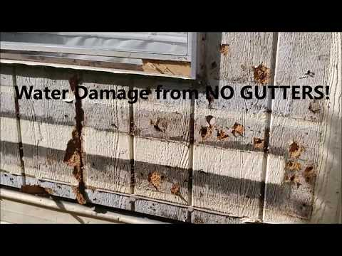 How to replace T-111 PLYWOOD and Mobile Home skirting