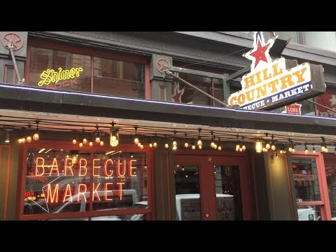 Hill Country Barbecue Market - Texas Barbecue In New York's Flatiron District