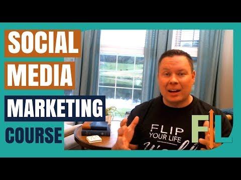 Social Media Marketing Course (2018)