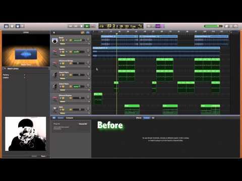 How to Mix R&B Vocals In GarageBand 10