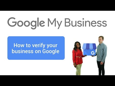 How to verify your business on Google