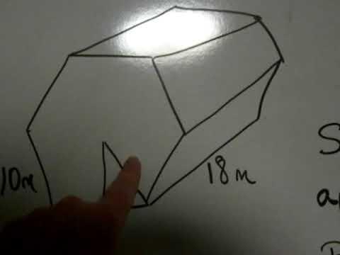 Volume of Hexagonal-Based Prism