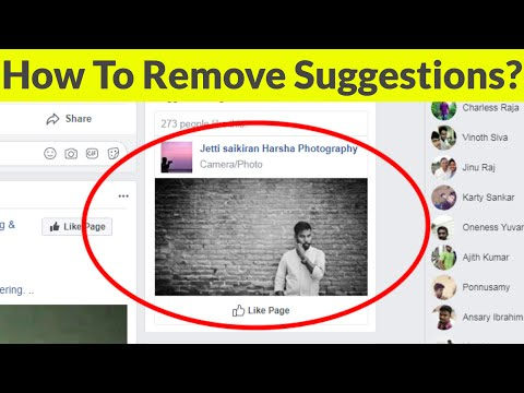 How To Turn Off/Remove Suggested Groups,Pages In Facebook & Block Ads-2018