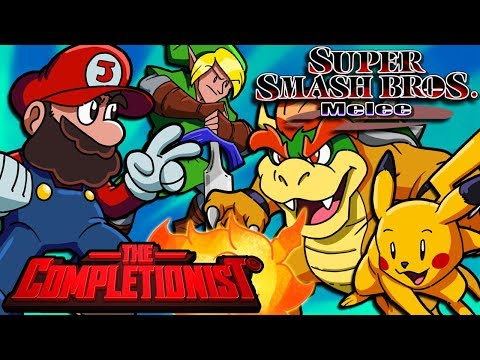 Super Smash Bros Melee | The Completionist