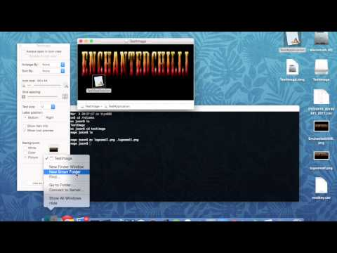 How to create a DMG installation file