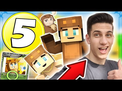 MOOSECRAFT - 5 Things You Didn't Know About MooseCraft!!