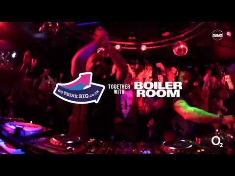 #JoinOurCrew with O2 and Boiler Room