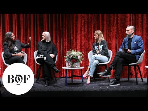 Inside The Industry: How to Build a Brand in Fashion | The Business of Fashion x Topshop