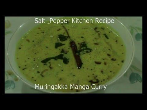 Muringakka Manga Curry