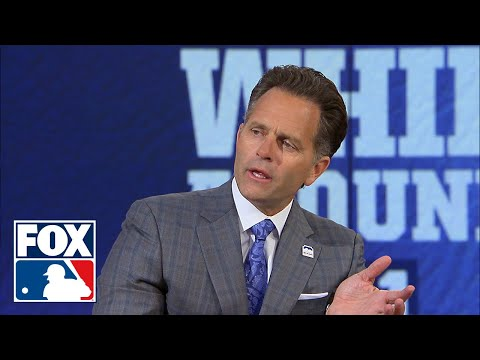 Eric Karros reacts to Pujols' 3,000th hit, Yankees' walk-off and Dodgers' no hitter | MLB WHIPAROUND