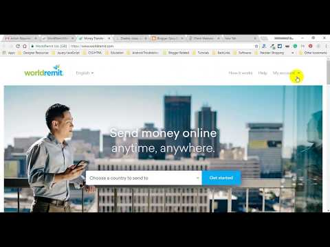 World Remit: Send Money To Any Country From Malaysia