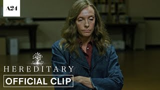 Hereditary   Stress   Official Clip HD   A24