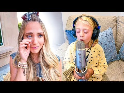 Xxx Mp4 Everleigh Records Emotional Song For Her Mom Leaving Her In Tears 3gp Sex